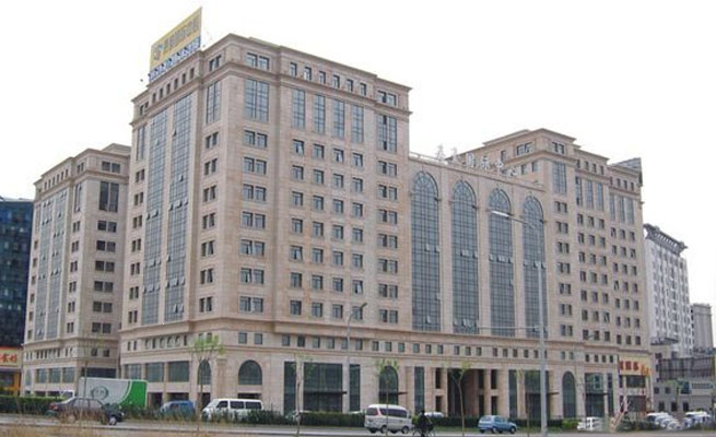 现代欧式办公楼