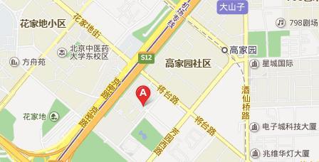 尚8人文创意园 望京地图 - 尚8人文创意园 望京在哪里?