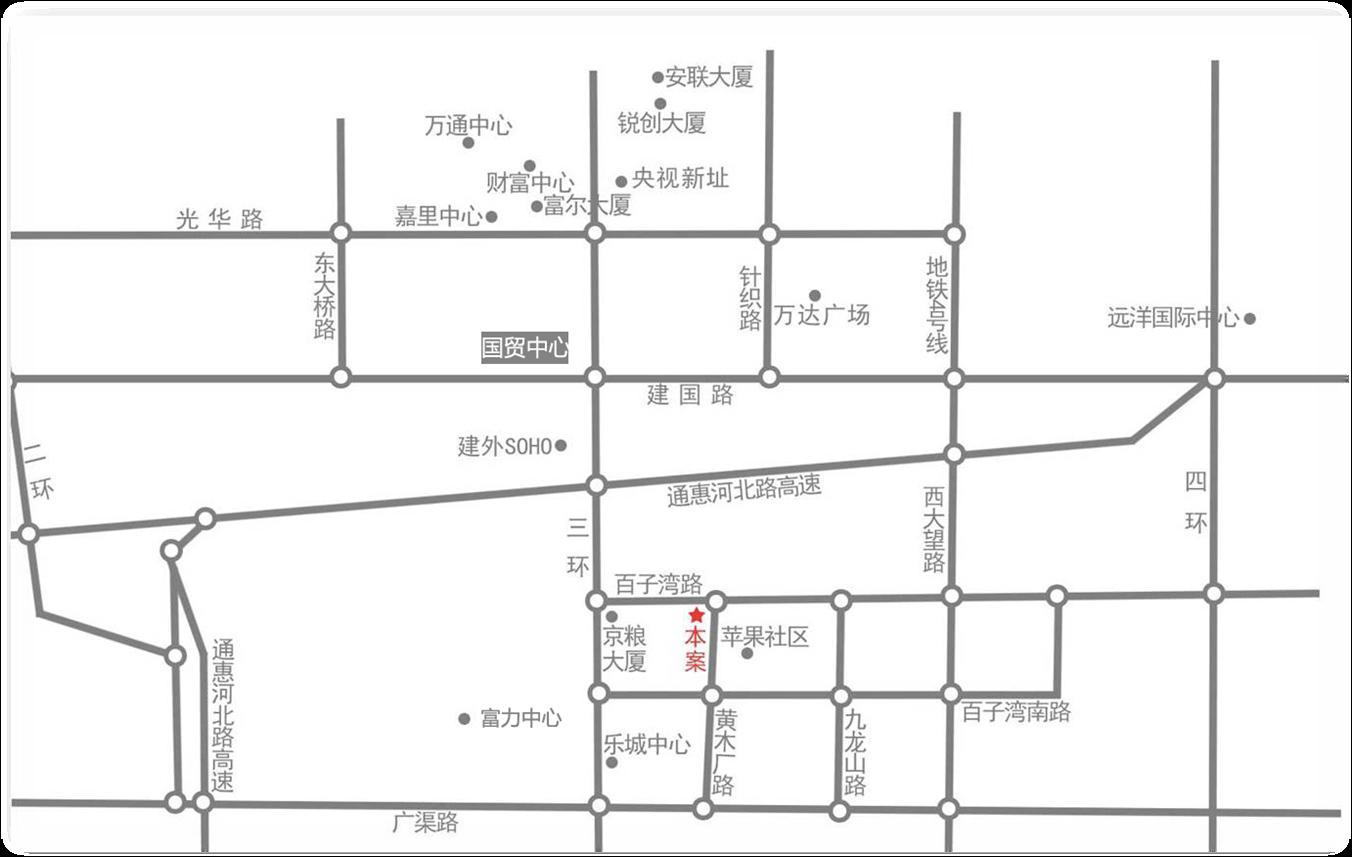 佳泰商务中心地图 - 佳泰商务中心在哪里?