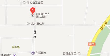 闽京蒲企业园研发楼 - 北京顺义区牛栏山写字楼出租